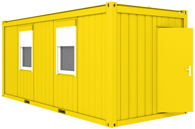 Contaimo Bürocontainer 20'
