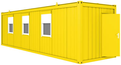 Contaimo Bürocontainer 30'