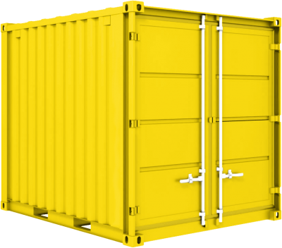 Contaimo Lagercontainer 10'