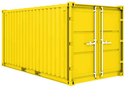 Contaimo Lagercontainer 15'