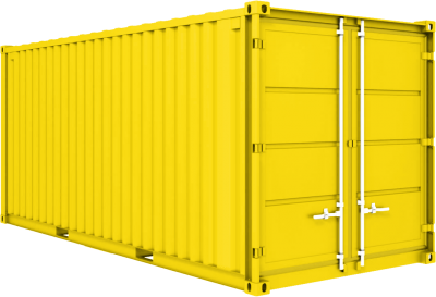 Contaimo Lagercontainer 20'