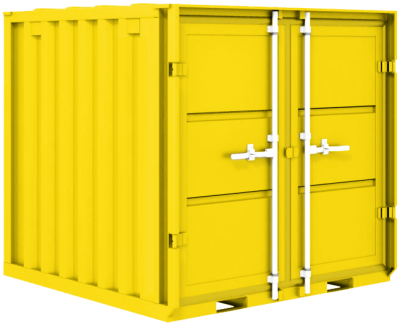 Contaimo Lagercontainer 6'